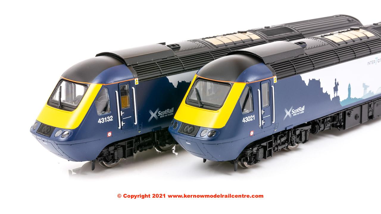 R3903 Hornby ScotRail Class 43 HST Train Pack
